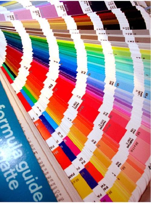4 Color Printing