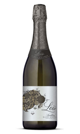 Bottle Label - Lois Sparkling Blanc de Blancs