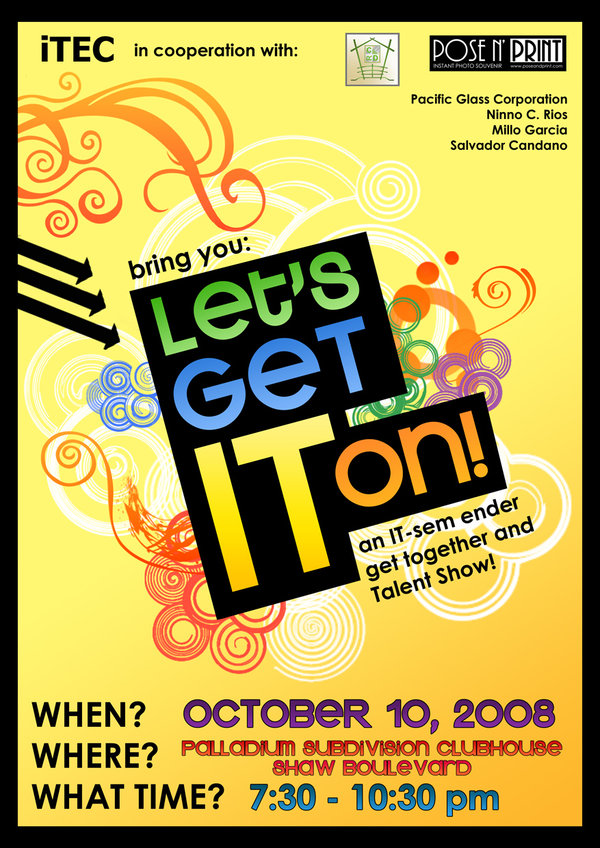 Poster Designs Ideas event posters ideas google search poster ideas advertising pinterest poster designs portfolio review and event posters Design Inspiration_02