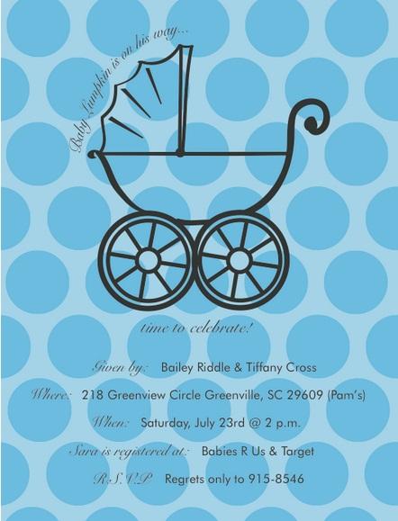 Baby Shower Invitation Design Idea_10