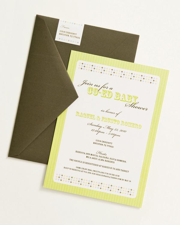 Baby Shower Invitation Design Idea_09