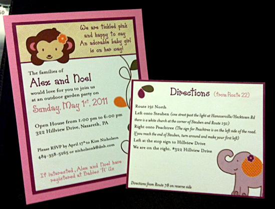 Baby Shower Invitation Design Idea_12