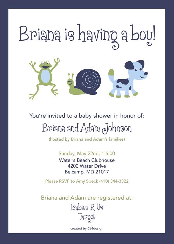 Baby Shower Invitation Design Idea_23