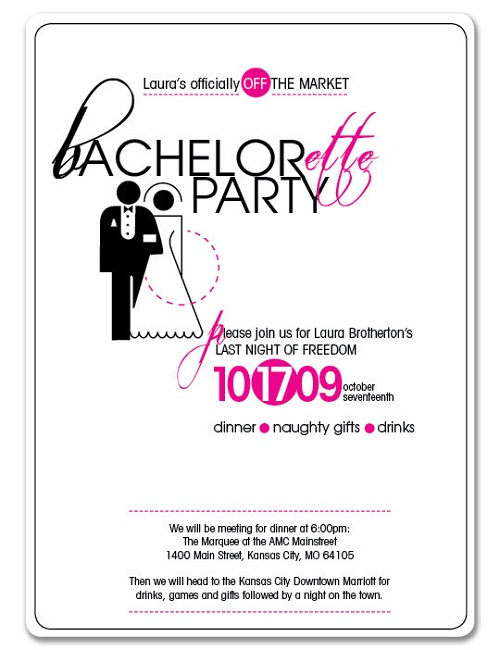 Bachelor Party Invite was very inspiring ideas you may choose for invitation ideas
