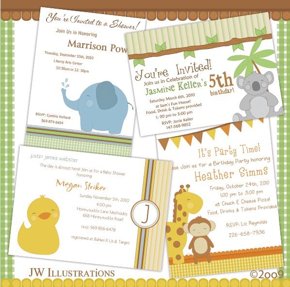 Birthday Invitation Samples_25