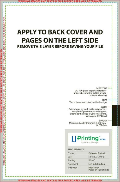 catalog templates download free templates at uprinting. Black Bedroom Furniture Sets. Home Design Ideas