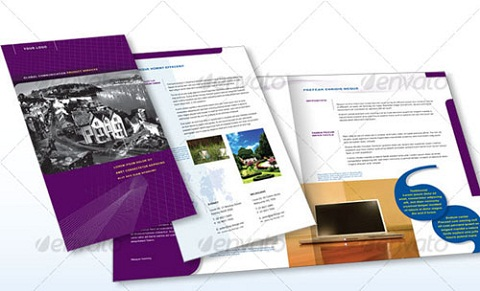 Brochure Design 9