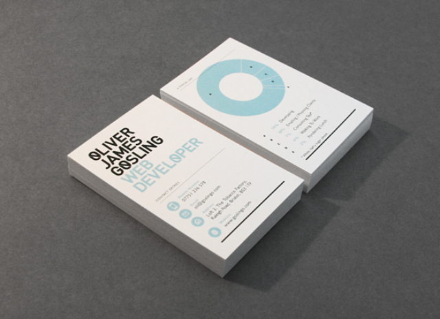 Business Card Designs - David Robinsons