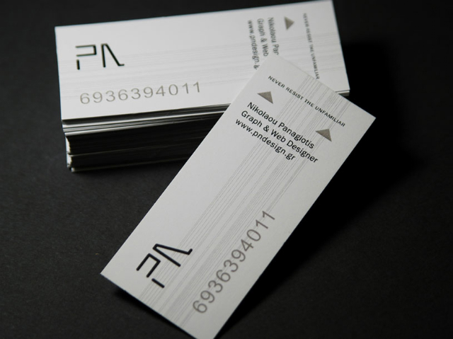 Business Card Designs - pndesign