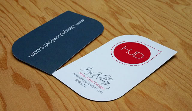Business Card Design - HowJoyful Design