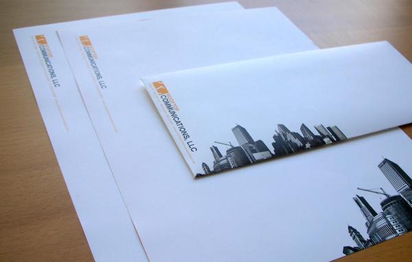 business envelope