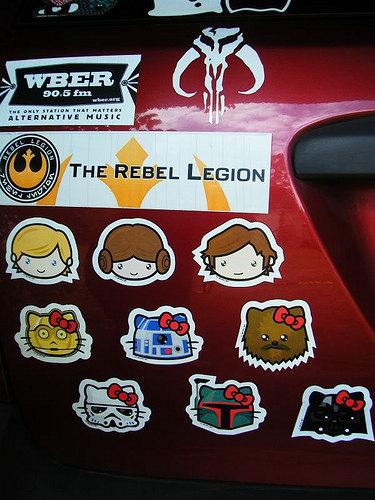 Car Sticker Art 09