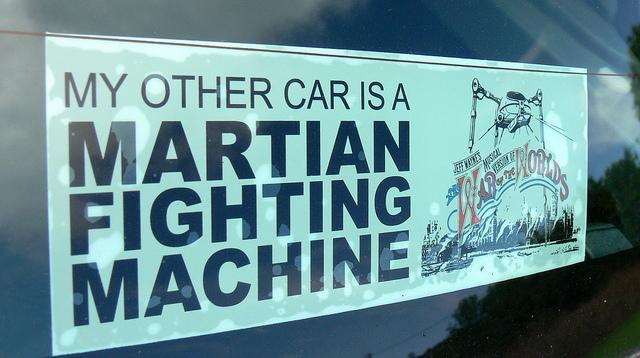 Car Sticker Quote 08
