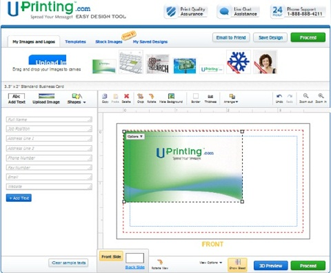 business card design online image search results