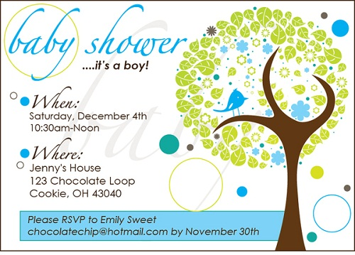 custom baby shower invitations uprinting custom baby shower