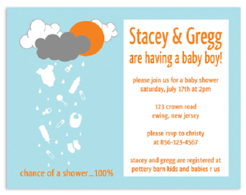 custom baby shower invitations sarah gabler