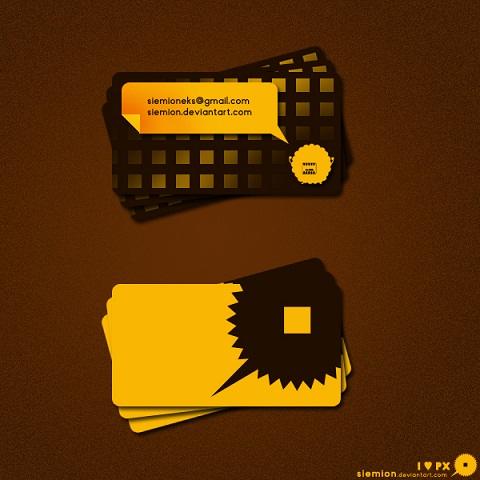 Custom Business Cards 002