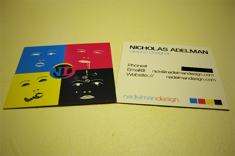 Custom Business Cards 028