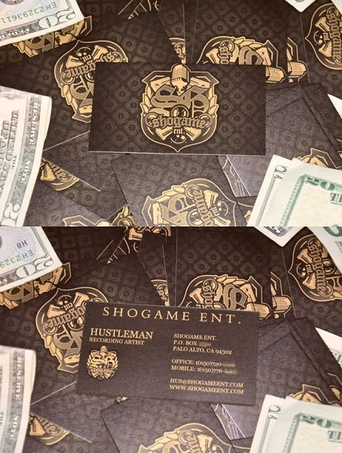 Custom Business Cards 030