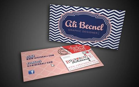Custom Business Cards 032