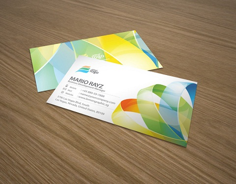 Custom Business Cards 036