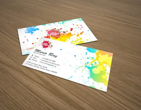 Custom Business Cards 047
