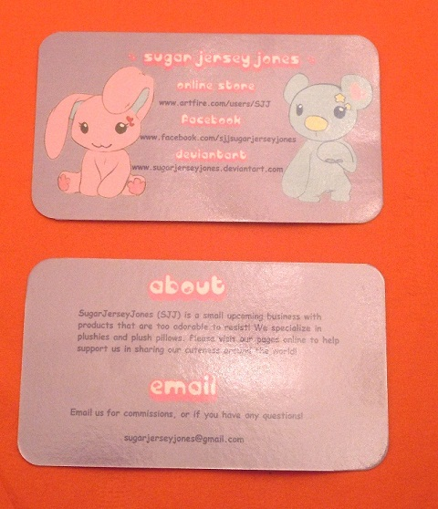 Custom Business Cards 049