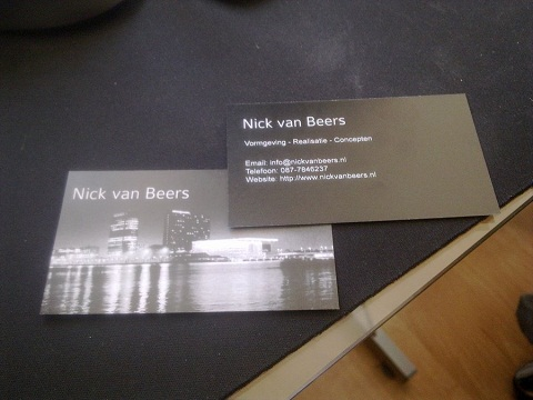 Custom Business Cards 054