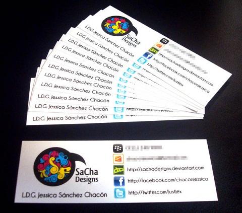 Custom Business Cards 056