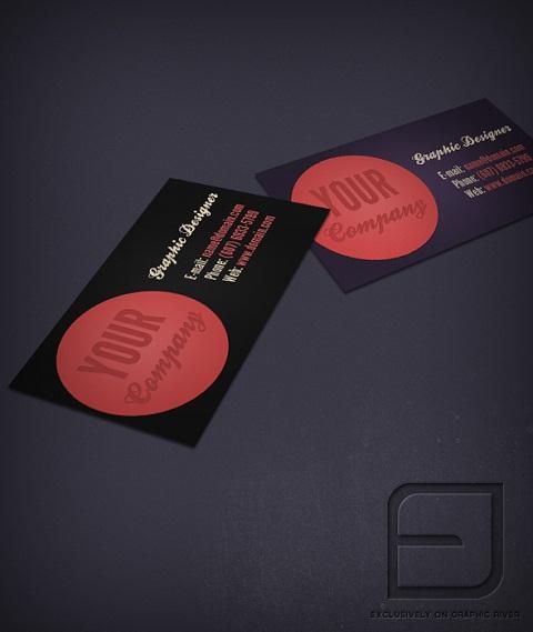 Custom Business Cards 058