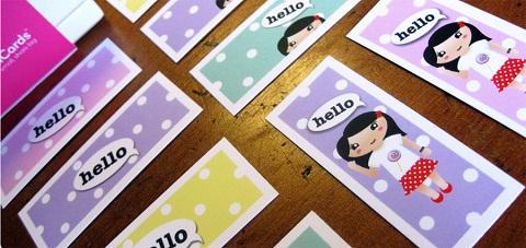 Custom Business Cards 060