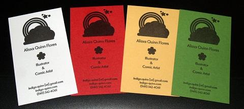 Custom Business Cards 062