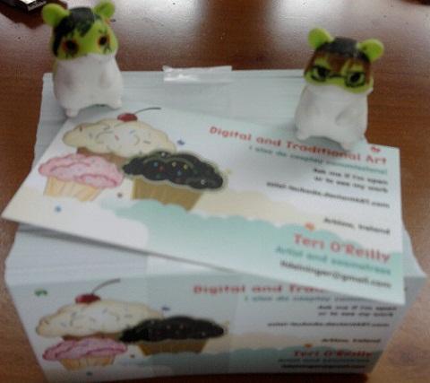 Custom Business Cards 065