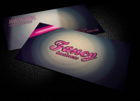 Custom Business Cards 076