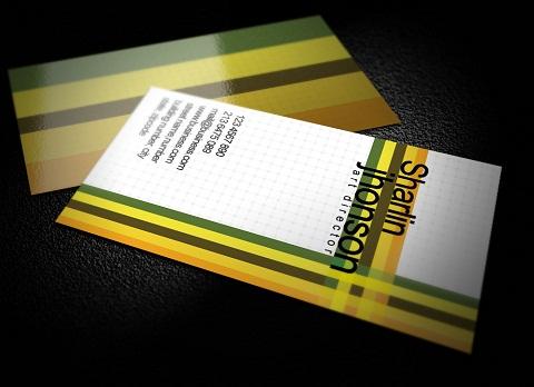 Custom Business Cards 078