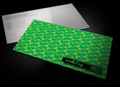 Custom Business Cards 080