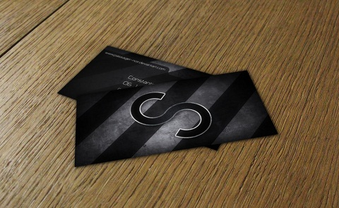 Custom Business Cards 087
