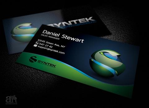 Custom Business Cards 090