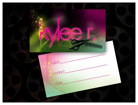 Custom Business Cards 093