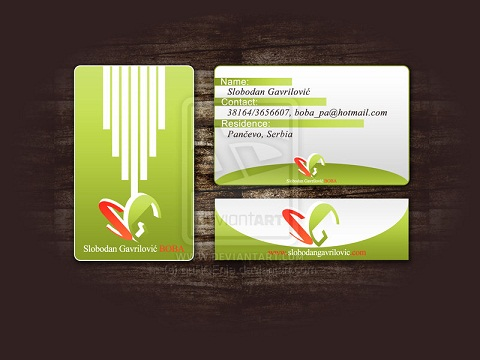 Die Cut Business Card Design Ideas 14