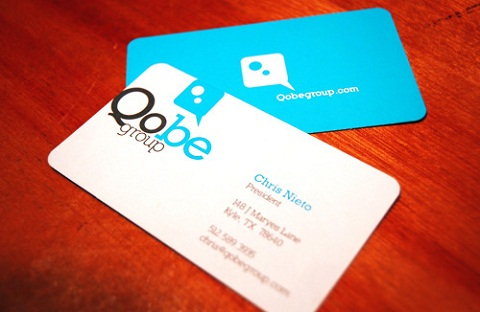Die Cut Business Card Design Ideas 9