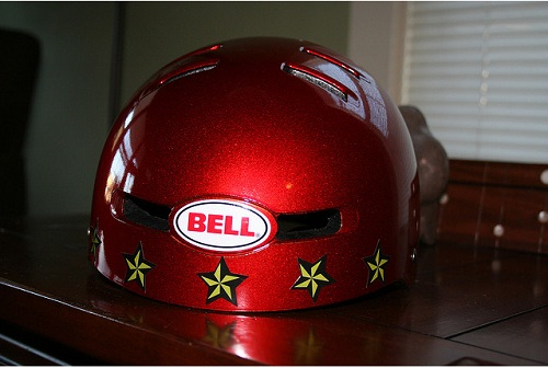 Helmet Stickers 25 (firepile, All Rights Reserved)