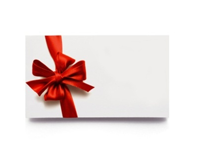 Make Your Own Gift Certificate