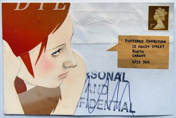 Postcard Envelope 2
