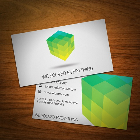 Professional Business Cards & Becuo