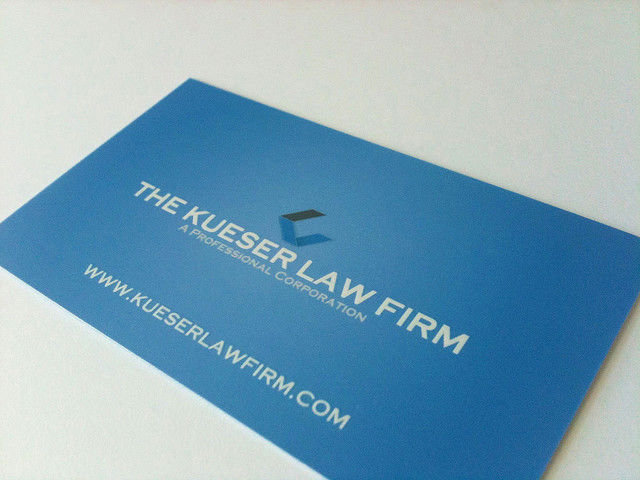 lawyer buissness card Frompo 1
