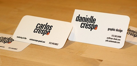 Die Cut Business Card Design Ideas 15