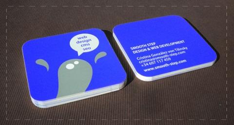 Die Cut Business Card Design Ideas 2
