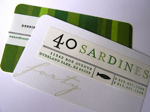 Die Cut Business Card Design Ideas 8