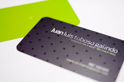 Rounded Corner Business Card 6
